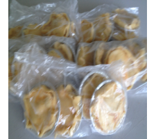 Chicken Pie (Empada) 60g - Frozen  pack of 1 kg