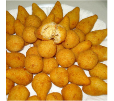 Mini Coxinhas 25g - Fried pack per kg